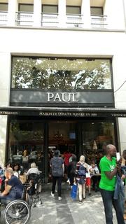 Foto vom 26. August 2017 14:15, Paul, 84 Av. des Champs-Élysées, 75008 Paris, France
