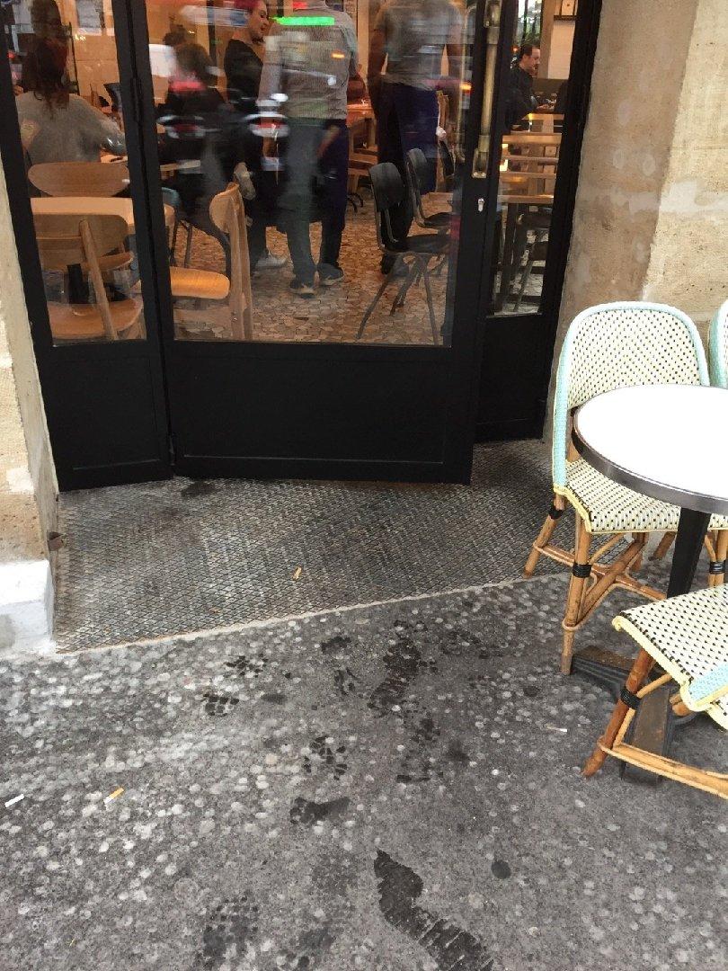Photo du 12 janvier 2017 13:56, Pause Café, 41 Rue de Charonne, 75011 Paris, France