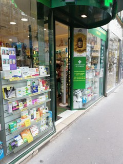 Photo of the June 15, 2018 3:56 PM, Pharmacie, 145 Rue de Rennes, 75006 Paris, France