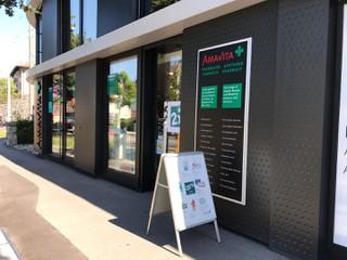 Foto vom 19. Juni 2018 08:16, Pharmacie Amavita, Avenue de Cour, Lausanne, Suisse