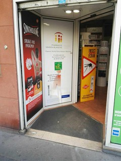 Photo of the March 16, 2018 3:02 PM, Pharmacie Aubijoux, 160 Avenue d'Italie, 75013 Paris, France
