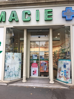 Photo of the June 22, 2017 2:48 PM, Pharmacie Beaumarchais, 91 Boulevard Beaumarchais, 75003 Paris, France