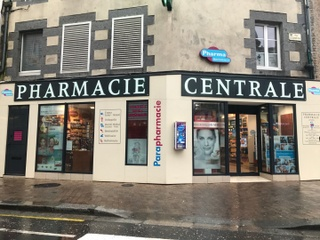 Photo du 1 mars 2017 10:09, Pharmacie Centrale, 47 Rue Lecampion, 50400 Granville, France