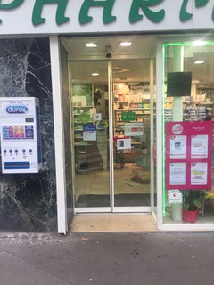 Photo of the March 20, 2018 3:46 PM, Pharmacie Centrale Louis Blanc, 65 Rue Louis Blanc, 75010 Paris, France