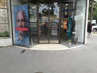 Photo of the March 16, 2018 2:43 PM, Pharmacie Centrale Mirabeau, 7 Pont Mirabeau, 75015 Paris, France