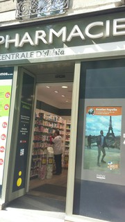 Photo of the June 16, 2018 8:33 AM, Pharmacie Centrale d' Alésia, 137 Rue d'Alésia, 75014 Paris, France