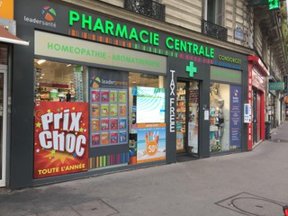Photo of the March 20, 2018 2:51 PM, Pharmacie Condorcet, 61 Rue de Maubeuge, 75009 Paris, France