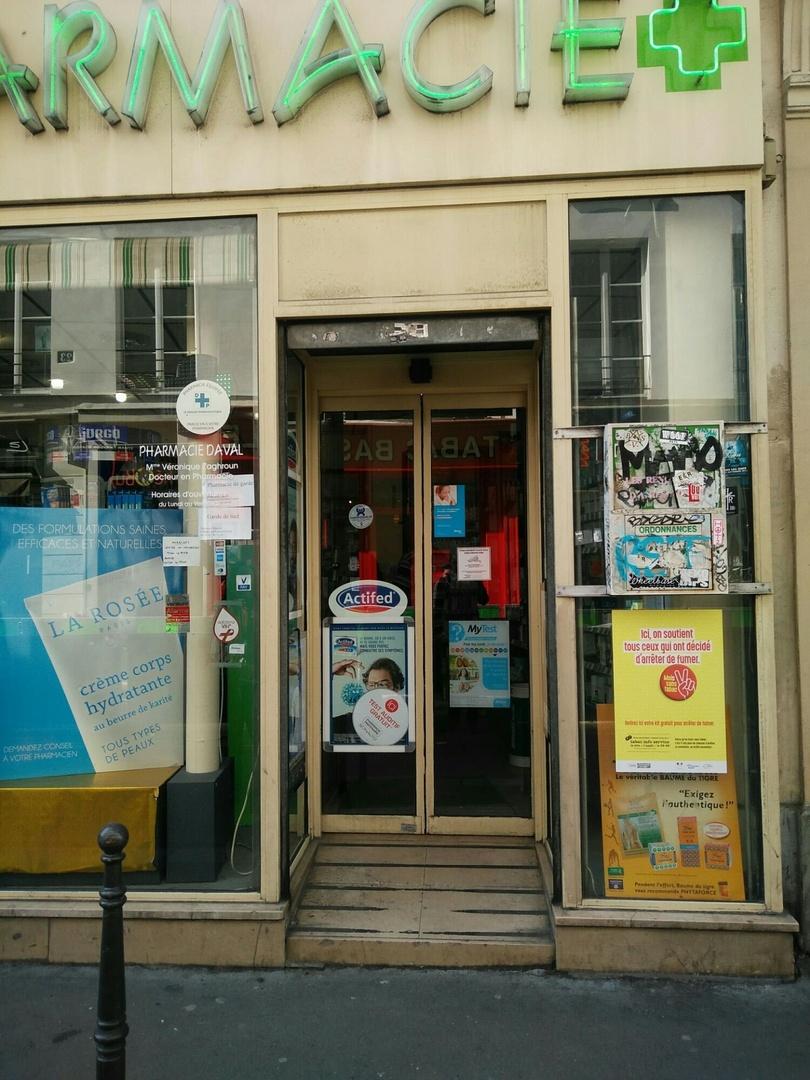 Photo du 25 mars 2017 10:47, Pharmacie Daval, 18 Rue Daval, 75011 Paris, France