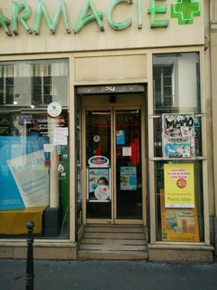 Photo du 25 mars 2017 10:47, Pharmacie Daval, 18 Rue Daval, 75011 Paris, France