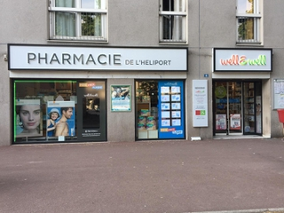 Photo of the June 20, 2017 4:22 PM, Pharmacie De L'Heliport, 6 Allée des Frères Voisin, 75015 Paris, France