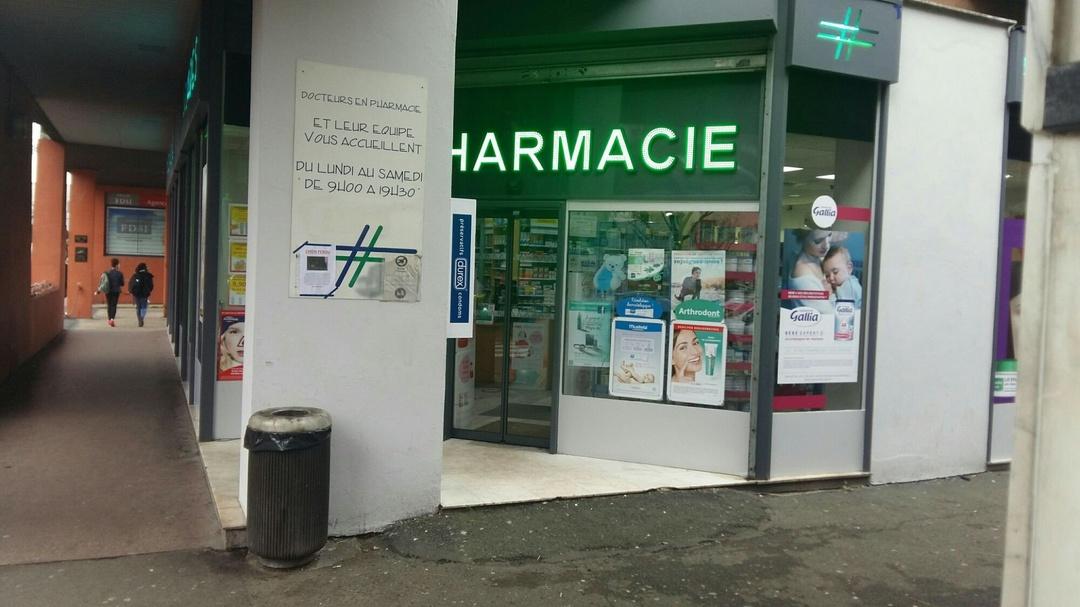 Foto del 10 de marzo de 2017 12:58, Pharmacie Des Arcades, 20 Rue Georges Lebigot, 94800 Villejuif, Francia