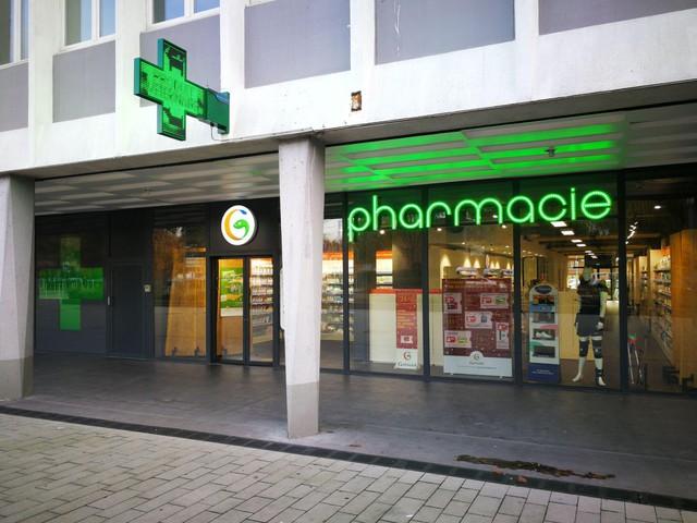 Pharmacie Des Deux Tours Mons En Barœul Detailed