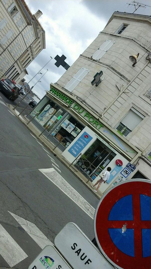 Photo of the May 30, 2018 12:44 PM, Pharmacie Du Port-Madame PAKULA, 2 Rue de Fontenay, 79000 Niort, France