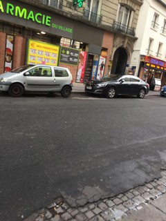 Photo of the March 20, 2018 2:55 PM, Pharmacie Du Village, 145 Rue de Belleville, 75019 Paris, France