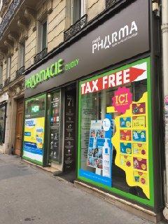 Foto vom 20. Februar 2017 14:14, Pharmacie Dubly, 72 Avenue Kléber, 75016 Paris, France