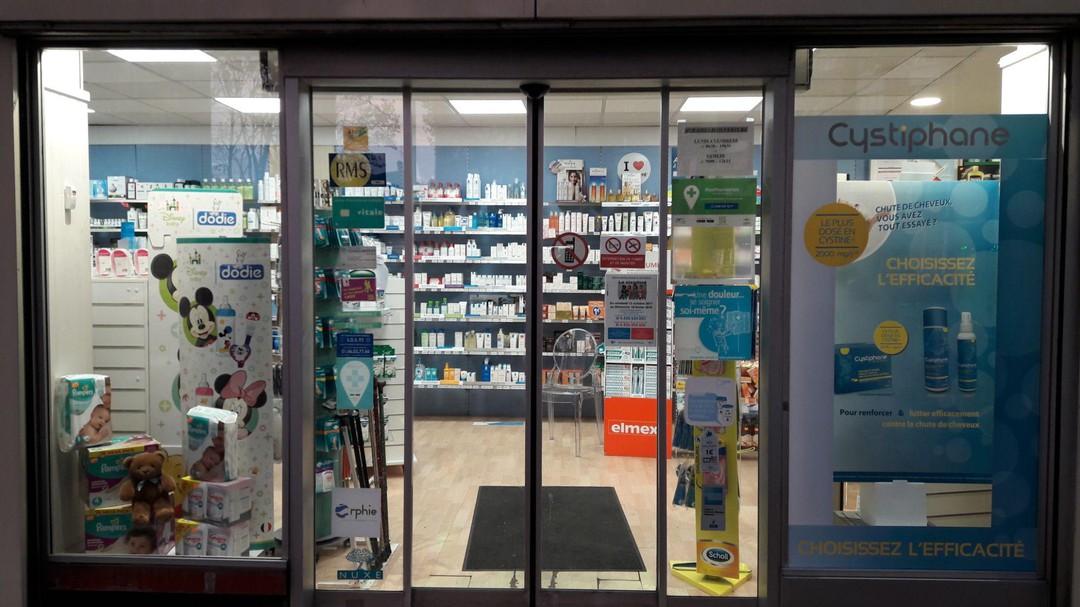 Photo du 13 novembre 2017 16:06, Pharmacie Dupain, 6 Place Jean Jaurès, 92120 Montrouge, France