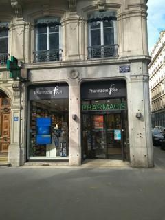 Photo of the April 13, 2018 8:39 AM, Pharmacie Foch, 42 Avenue Maréchal Foch, 69006 Lyon, France