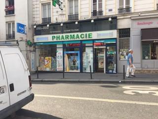 Foto del 16 de marzo de 2018 14:34, Pharmacie Fourneuf, 135 Rue de Charonne, 75011 Paris, France