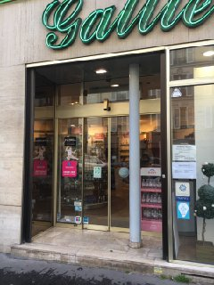 Photo du 24 février 2017 10:36, Pharmacie Galliera, 8 Avenue Pierre 1er de Serbie, 75016 Paris, France