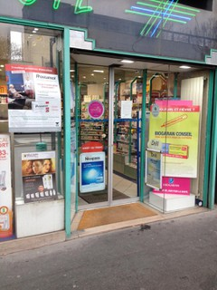 Photo du 3 avril 2018 13:38, Pharmacie IVRY MASSENA, 50 Avenue de la Porte d'Ivry, 75013 Paris, France