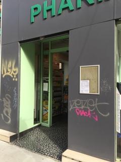 Photo of the September 7, 2017 8:19 AM, Pharmacie Laporte Durand, 1 Cours Tolstoï, Villeurbanne, France