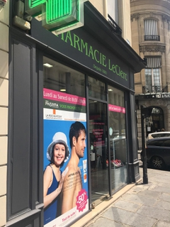 Photo of the June 22, 2017 1:51 PM, Pharmacie Leclerc, 10 Rue Vignon, 75009 Paris, France