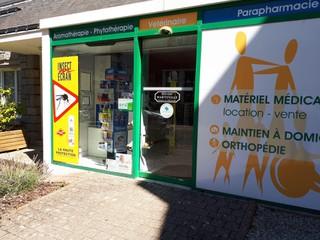 Foto del 2 de agosto de 2018 10:27, Pharmacie Marteville, 6 Rue Général de Gaulle, 56680 Plouhinec, France