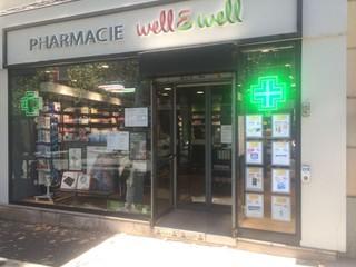 Photo of the February 8, 2018 4:20 PM, Pharmacie Masliah well&well, 299 Rue des Pyrénées, 75020 Paris, France