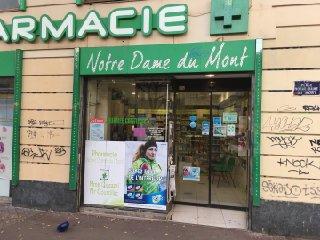 Photo du 26 novembre 2016 14:32, Pharmacie Notre Dame Du Mont, 27 Place Notre Dame du Mont, 13006 Marseille, France