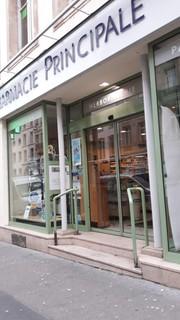Photo of the November 21, 2017 7:29 AM, Pharmacie Principale, 20 Rue Saint-Dizier, 54000 Nancy, France