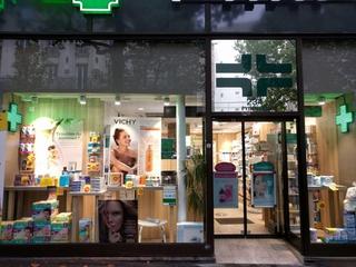 Photo of the August 18, 2017 6:57 AM, Pyrenees 234 Pharmacy, 234 Rue des Pyrénées, 75020 Paris, France