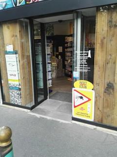 Foto vom 20. März 2018 15:11, Pharmacie Saboureau, 95 Rue Didot, 75014 Paris, France