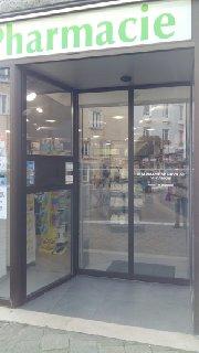 Photo du 3 décembre 2016 10:53, Pharmacie Vannes // Pharmacie Saint Nicolas, 50 Rue du Mené, 56000 Vannes, Frankreich