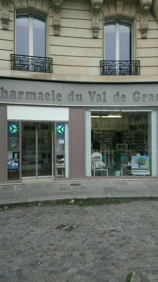 Photo du 26 octobre 2017 09:41, Pharmacie Scemama, 6 Place Alphonse Laveran, 75005 Paris, France