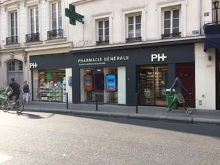 Foto del 16 de marzo de 2018 14:34, Pharmacie Sportes, 127 Rue de Charonne, 75011 Paris, France