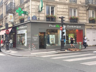 Photo of the March 20, 2018 2:52 PM, Pharmacie de Dunkerque, 51 Rue de Dunkerque, 75009 Paris, France