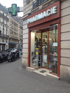 Photo of the February 20, 2018 3:14 PM, Pharmacie de La Gare de Lyon, 4 Bis Rue de Lyon, 75012 Paris, France