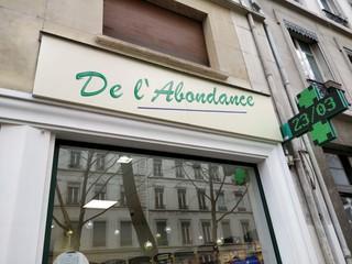 Photo of the March 23, 2018 10:21 AM, Pharmacie de l'Abondance, 64 Cours Gambetta, 69007 Lyon, France