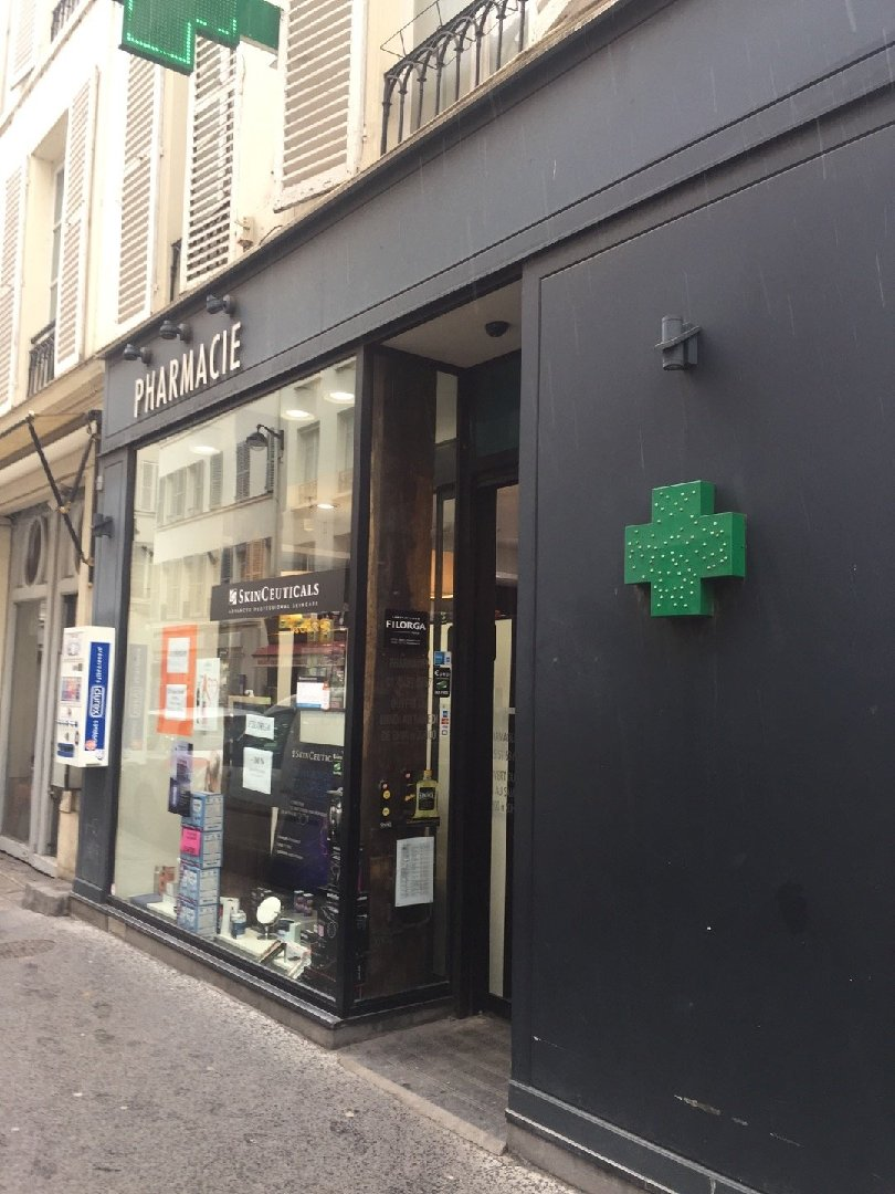 Photo of the February 24, 2017 10:11 AM, Pharmacie de la Comete SARL, 75 Rue Saint-Dominique, 75007 Paris, France