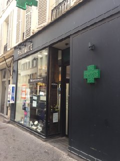 Photo du 24 février 2017 10:11, Pharmacie de la Comete SARL, 75 Rue Saint-Dominique, 75007 Paris, Frankreich