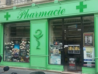 Photo of the July 8, 2018 1:21 PM, Pharmacie de la Contrescarpe, 49 Rue Lacépède, 75005 Paris, France