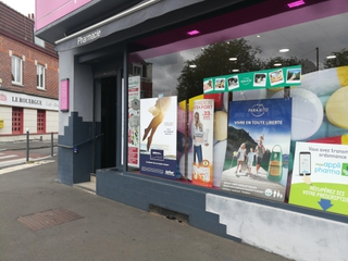 Photo of the June 24, 2017 2:45 PM, Pharmacie de la Fontaine, 1 Rue Carnot, 59155 Faches-Thumesnil, France