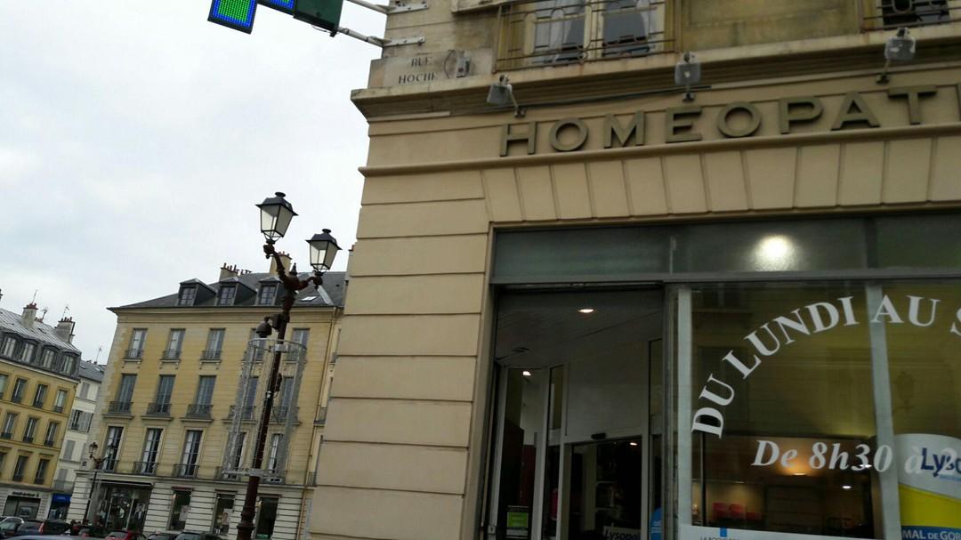 Foto del 19 de noviembre de 2017 8:17, Pharmacie de la Place Hoche, 6 Place Hoche, 78000 Versailles, Francia