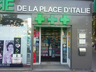 Photo of the July 12, 2018 3:04 PM, Pharmacie de la Place d'Italie, 8 Place d'Italie, 75013 Paris, France