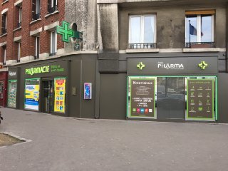Photo du 2 février 2017 11:16, Pharmacie de la Porte St-Cloud, 122 Boulevard Murat, 75016 Paris, France