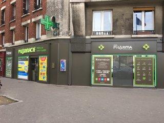 Foto vom 2. Februar 2017 11:16, Pharmacie de la Porte St-Cloud, 122 Boulevard Murat, 75016 Paris, Francia