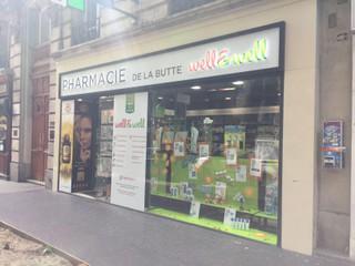 Foto del 20 de marzo de 2018 15:31, Pharmacie de la butte well&well, 43 Rue Caulaincourt, 75018 Paris, France