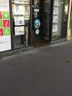 Foto vom 20. März 2018 15:15, Pharmacie des 2 rues well&well, 100 Avenue Jean Jaurès, 75019 Paris, France