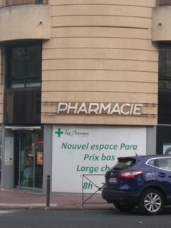 Photo of the September 19, 2017 8:20 AM, Pharmacie des Arceaux, 1 Rue Doria, 34000 Montpellier, France