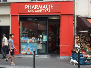 Photo of the March 20, 2018 2:46 PM, Pharmacie des Martyrs, 4 Rue des Martyrs, 75009 Paris, France